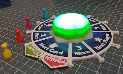 Spintensity 5 Second Rule gameplay in action spinner has green light