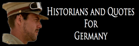 Historians Quotes for Germany