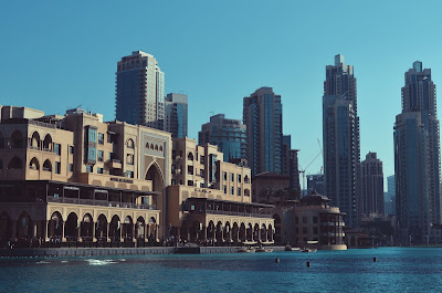 The most beautiful thing in Dubai