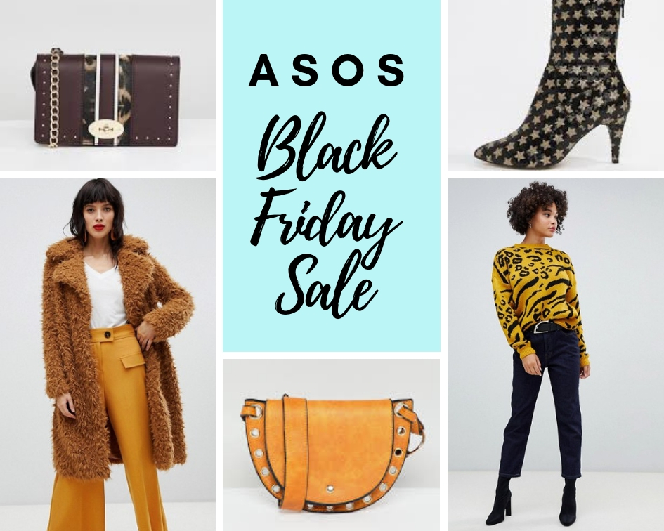 ASOS Black Friday Sale 2018