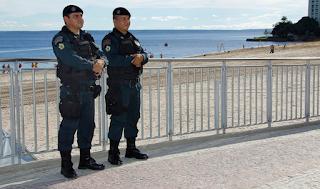 Guarda Metropolitana completa 68 anos de atividade em Manaus (AM)