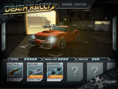 Death Rally Mod Android