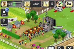 Download Game Pocket Festival Membuat Festival Musik Besar Di iPhone