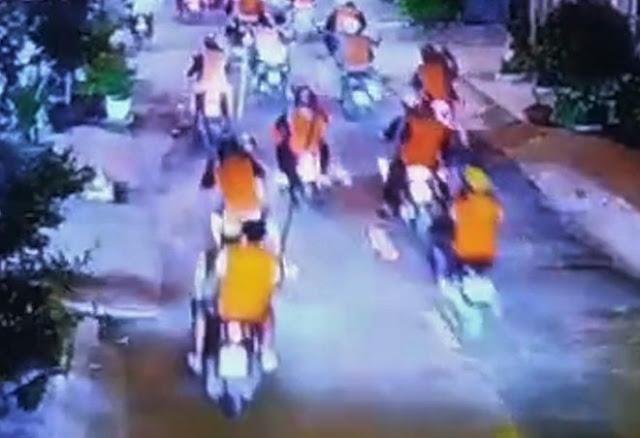 """Công an TP.HCM truy tìm kẻ cầm đầu """"băng nhóm 200 giang hồ áo cam"""""""