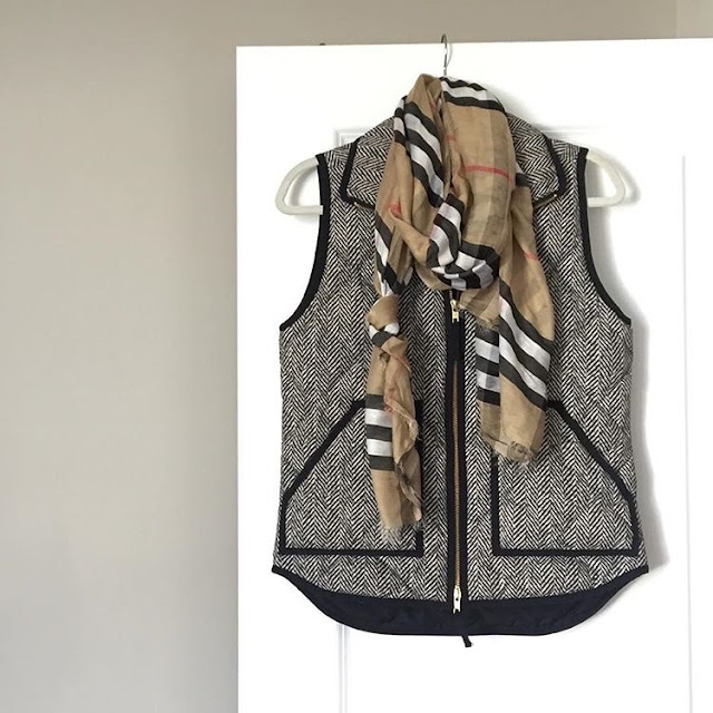 A Day In The Lalz; Fashion Blog; Fall, Fashion Blog, Puffer Vest