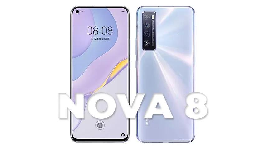 Rumor Huawei Nova 8
