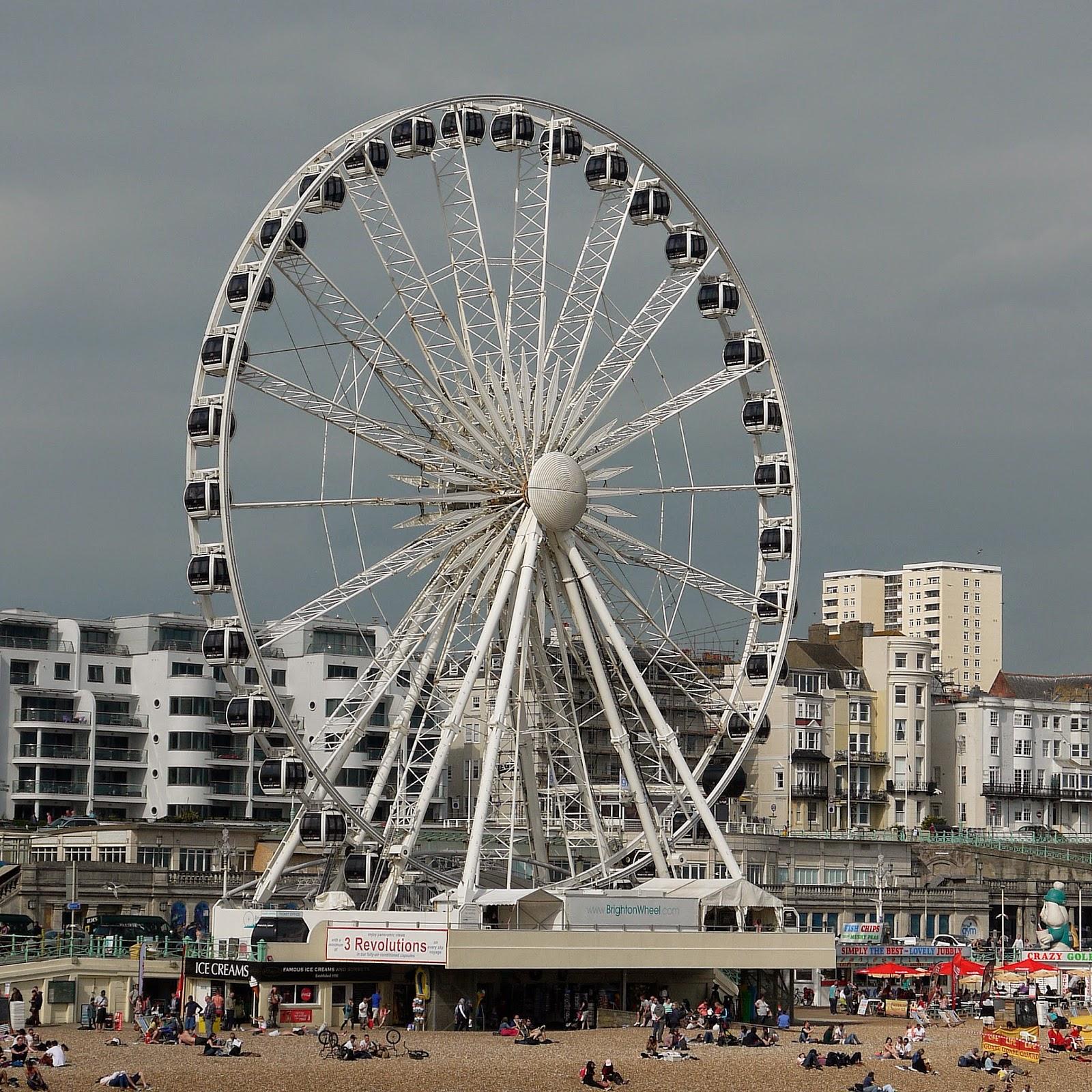 Brighton Wheel, Brighton, England