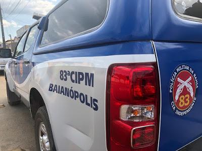 Após matar jovem, indivíduos enfrentam a polícia militar e morrem em confronto na zona rural de Baianópolis