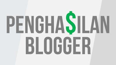 blogger, uang, google adsense, bisnis online,