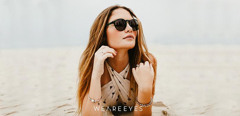 Ποιοτικά Πιστοποιημένα, Προσιτά, Ελληνικά Γυαλιά Ηλίου - Weareeyes - 1