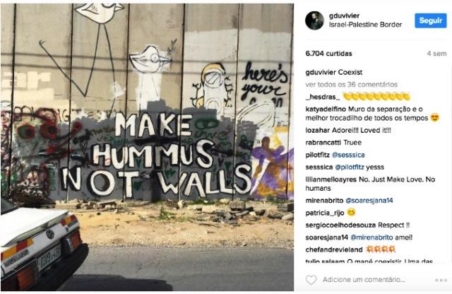 O Muro da Vergonha de Israel