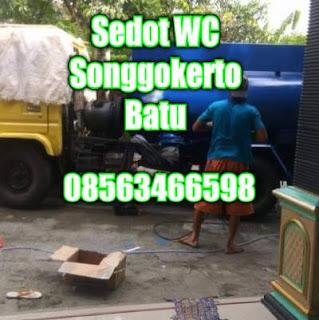 Sedot WC Songgokerto Batu Murah