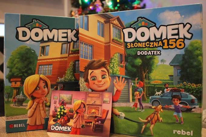 Domek: Słoneczna 156, Zwierzaki i Choinka - jak się gra z dodatkami do słodkiej gry rodzinnej