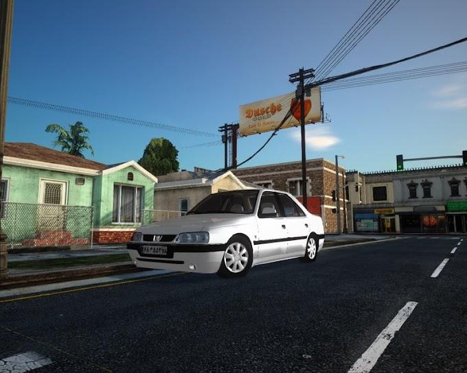 GTA SA - Peugeot 405 SLX Modu