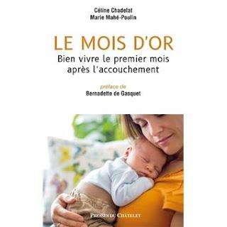 le mois d'or livre postnatal