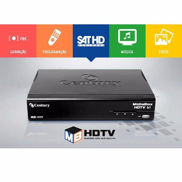Century MIDIABOX HDTV B1/B2