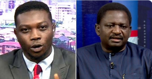 Adesina berates Channels TV for pairing him with Tope Akinyode who ...