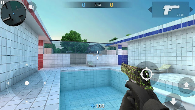 Critical Strike CS: Counter Terrorist Online FPS v7.01 MOD