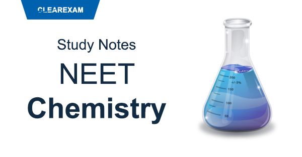NEET Chemistry Study Notes