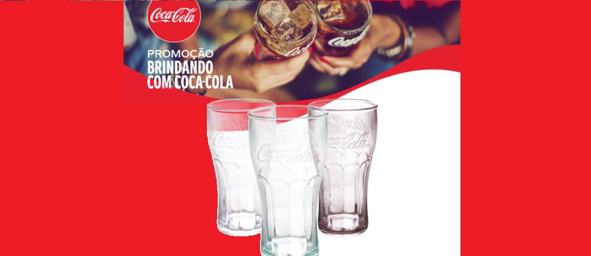 Participar Promoção Brindando Com Coca-Cola 2021 Ganhe Copo Exclusivo - Lojas Participantes