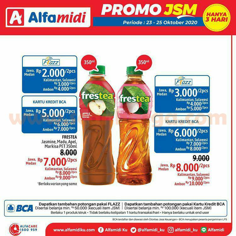 Katalog Promo JSM Alfamidi 23 - 25 Oktober 2020 20