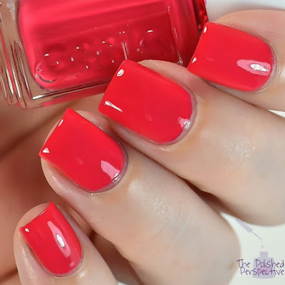 Essie Berried Treasures swatch