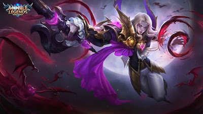 Lancelot Starlight Skin, Dark Earl Mobile Legends