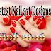 Latest Nail Art Designs Holi 2016, Top 20 Nail Art Designs 2016
