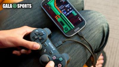 Cara Main Game PPSSPP Menggunakan Stick PS2 di Android