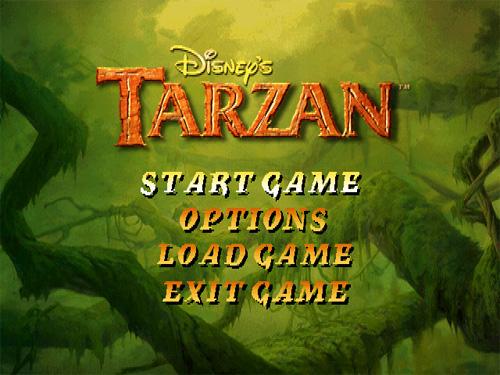 تحميل لعبة Tarzan طرزان للكمبيوتر مجاناً