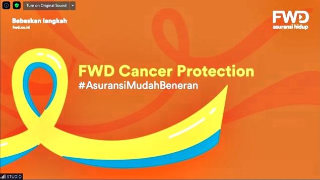 produk asuransi kanker online yang terjangkau, FWD Cancer Protection