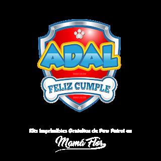 Logo de Paw Patrol: Adal