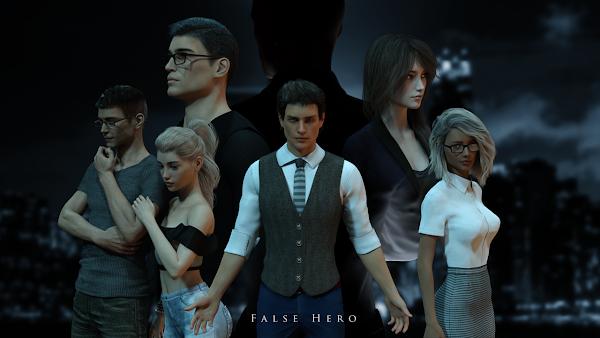 False Hero [v0.20] Enyo Eerie