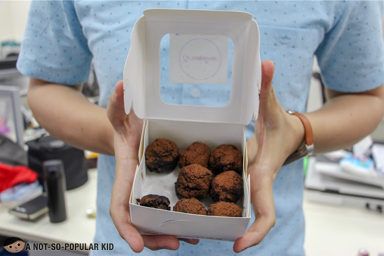Scrumptious PH's delectable choco munchies