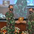 Pasis Sesau A-14 Ikuti KKDN Secara Virtual di Seskoau