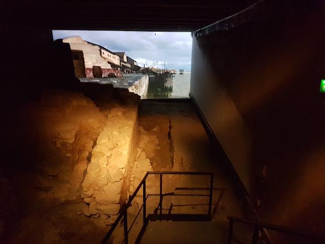 Reconstitution du port de Lutèce