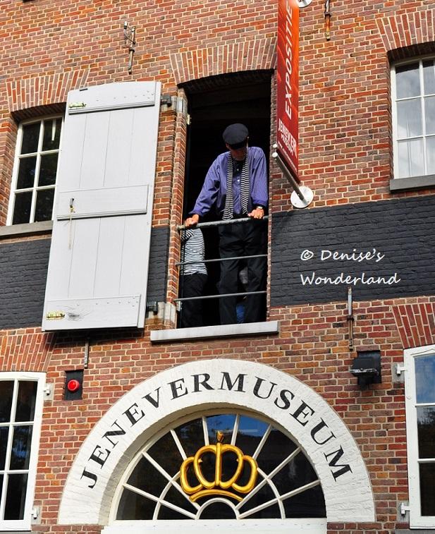 National Jenever Museum Schiedam, NL
