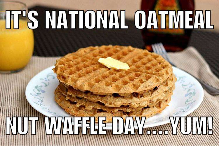 National Oatmeal Day Wishes Pics