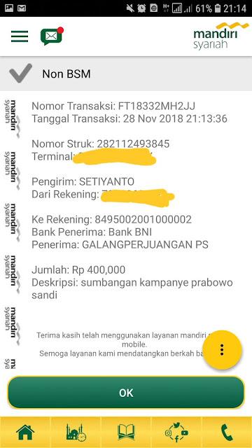 """5 Kisah Haru Sumbang Uang """"Segini"""" Demi Dukung Prabowo Sandi"""