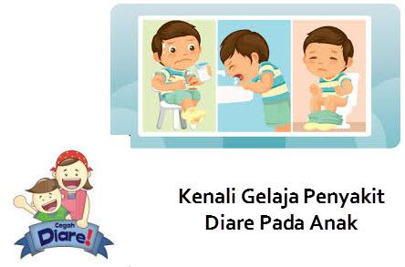 Beberapa Bahaya Diare Bagi Anak