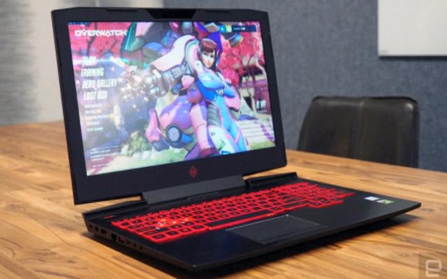 Qual notebook Gamer Comprar : HP Omen 15