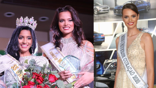 Chantal Wiertz es Miss Curaçao 2020