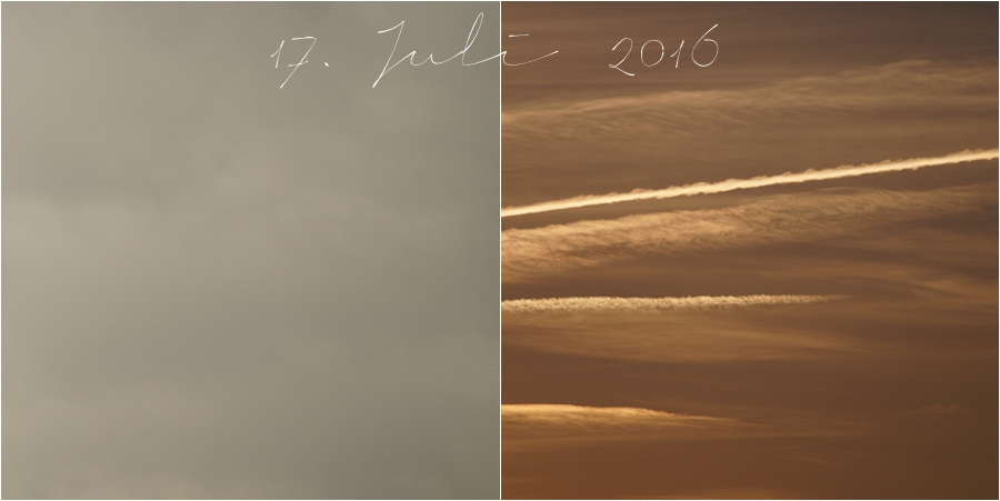 Blog + Fotografie by it's me! | fim.works | Himmel am 17. Juli 2016
