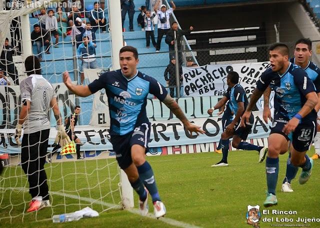 Gimnasia demostró quien manda en el norte y venció a Atlético Tucumán