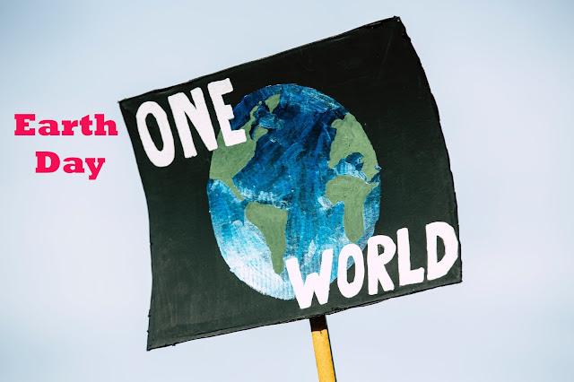 Earth Day.