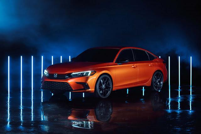 2022 Honda Civic Preview