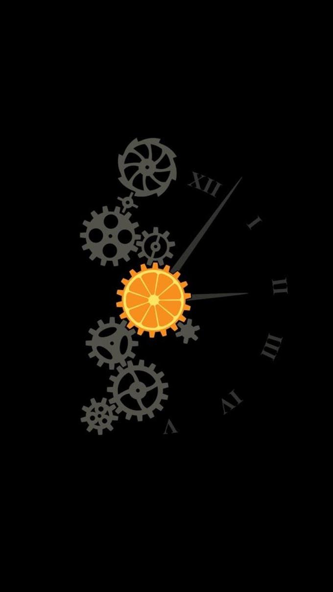 Plano de Fundo de Celular Relógio