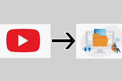 Cara Mengunduh Video YouTube Ke Penyimpanan Internal