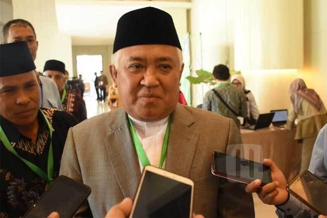 Din Syamsuddin: Penusukan Syekh Ali Jaber Tindakan Kriminalisasi Ulama dan Kejahatan Berencana