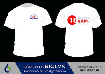 Mẫu áo lớp Quảng Nam 04